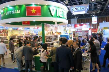 33 doanh nghiep Viet Nam tham gia Hoi cho hang nong san Quoc te - Gulfood nam 2017 hinh anh 2