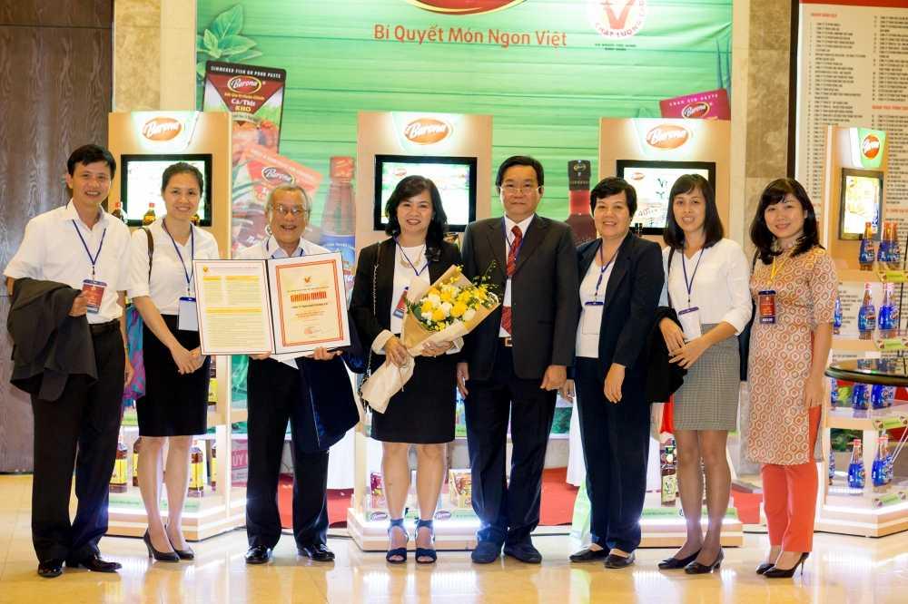 Nam Phuong Food lot top Hang Viet Nam chat luong cao 2017 hinh anh 3
