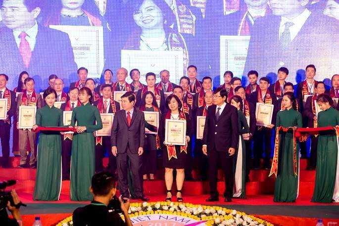 Nam Phuong Food lot top Hang Viet Nam chat luong cao 2017 hinh anh 5