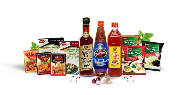 Nam Phuong Food lot top Hang Viet Nam chat luong cao 2017 hinh anh 6