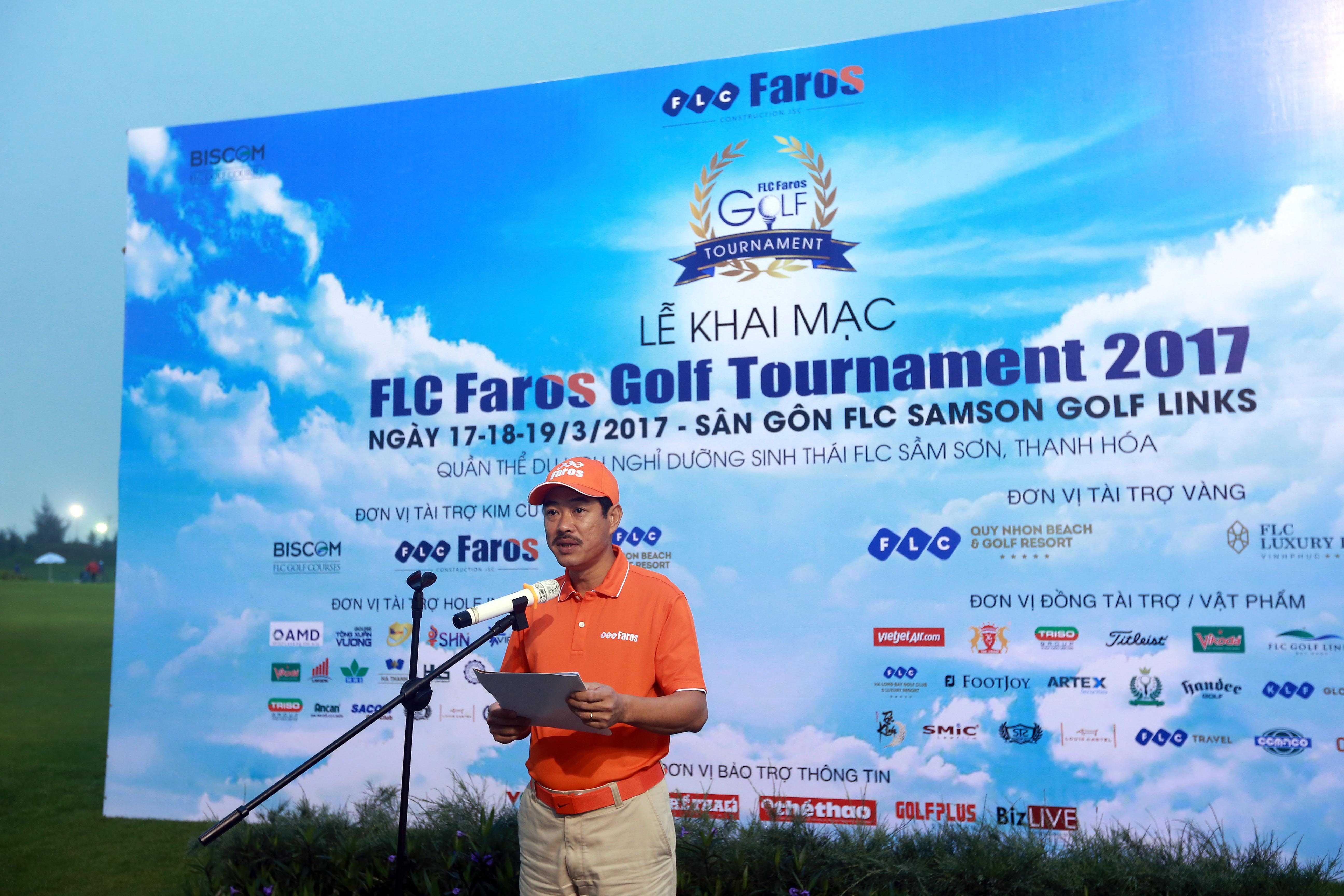 Hon 1200 golfer tranh tai tai FLC Faros Golf Tournament 2017 hinh anh 4