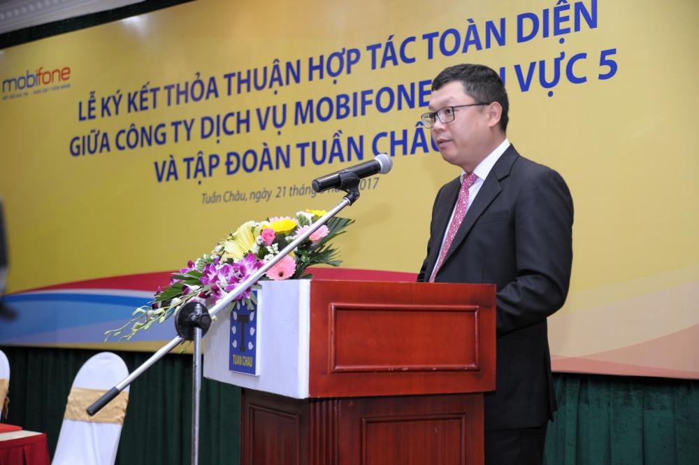 MobiFone ky ket thoa thuan hop tac voi Tap doan Tuan Chau - Quang Ninh hinh anh 4