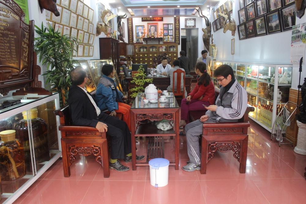 Bai thuoc ky dieu 'Dai Trang Hoan' cua dong ho 'Pham Trong' hinh anh 1
