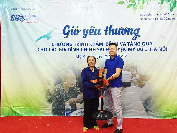 VTC Intecom trao yeu thuong – se chia kho khan voi nhan dan huyen My Duc, Ha Noi hinh anh 6