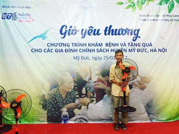 VTC Intecom trao yeu thuong – se chia kho khan voi nhan dan huyen My Duc, Ha Noi hinh anh 7