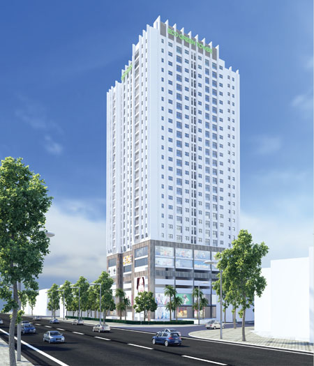 Eco Green Tower: Suc hut tu du an chat luong, gia tam trung hinh anh 1