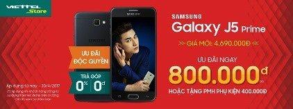 Top 5 smartphone 4G sieu toc do khong the bo qua tai Viettel Store hinh anh 2