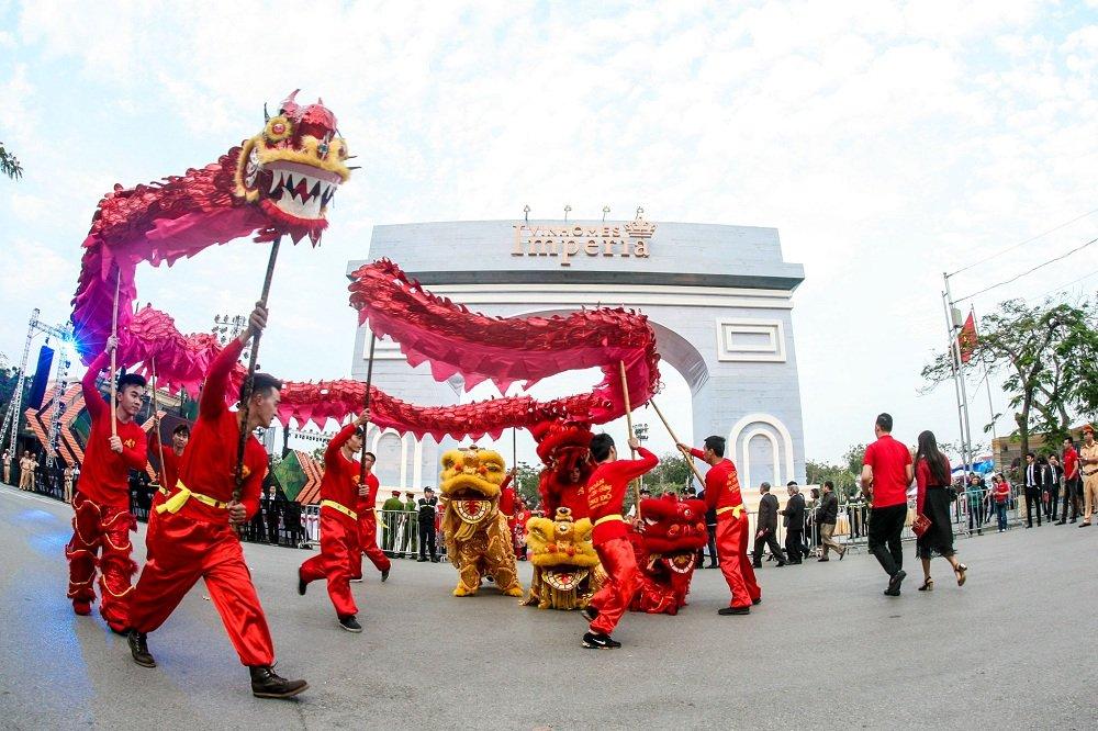 Vinhomes Imperia 'chao' Hai Phong bang dai nhac hoi dang cap 'Noi tinh hoa hoi tu' hinh anh 1