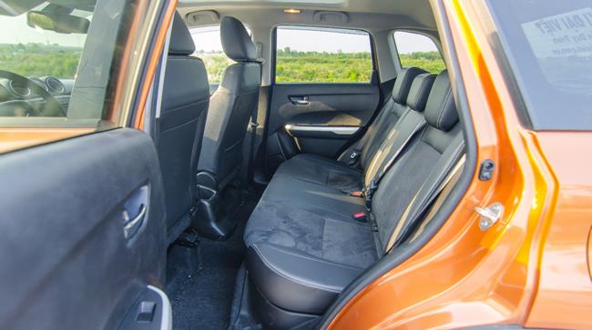 Suzuki Vitara 2016 - Doi thu nang ky trong phan khuc SUV do thi hinh anh 5