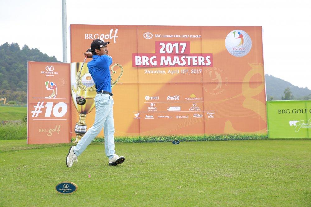 Tap doan BRG ton vinh phong cach Gon 'chuan' qua giai Gon BRG Masters 2017 hinh anh 2