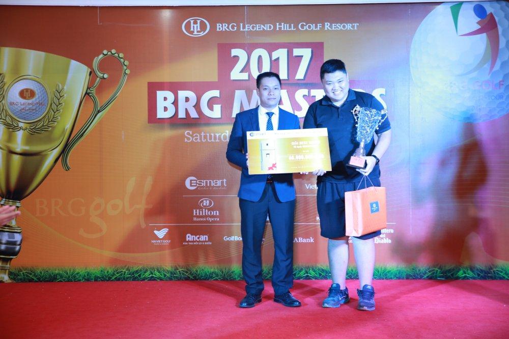 Tap doan BRG ton vinh phong cach Gon 'chuan' qua giai Gon BRG Masters 2017 hinh anh 6