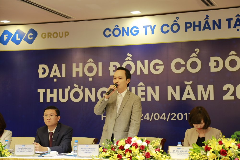 FLC thong qua ke hoach loi nhuan 1.230 ty dong nam 2017 hinh anh 7