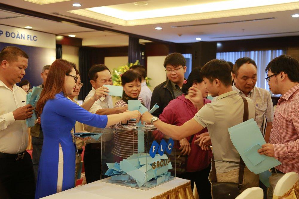 FLC thong qua ke hoach loi nhuan 1.230 ty dong nam 2017 hinh anh 8