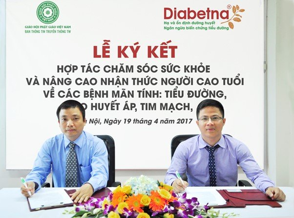Diabetna dong hanh cung giao hoi phat giao nang cao nhan thuc cho benh nhan tieu duong hinh anh 1