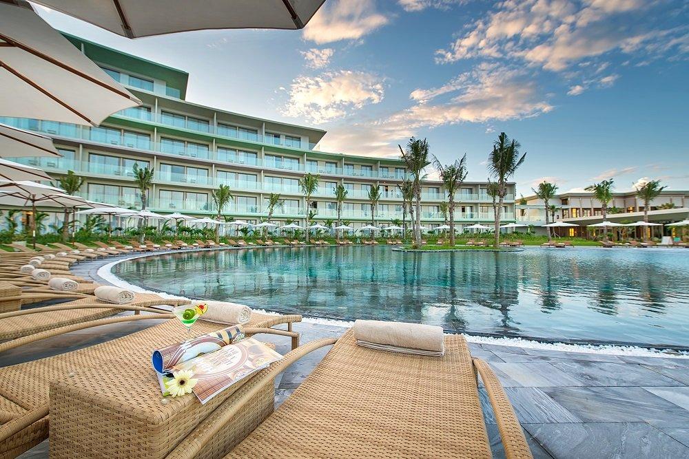 FLC Hotels & Resorts 'trinh lang' chuoi hoat dong du lich doc dao Fam Trip tai FLC Sam Son hinh anh 3