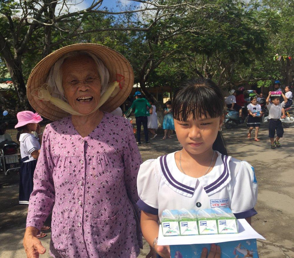 FrieslandCampina Viet Nam huong ung ngay sua the gioi 01/06/2017 hinh anh 2