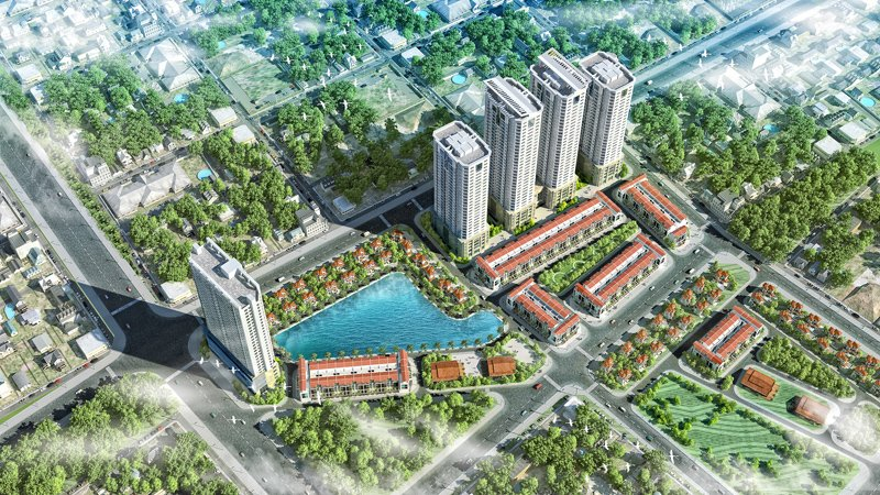 FLC Garden City - Chon an cu ly tuong cho gia dinh tre hinh anh 2