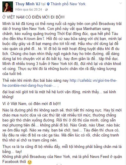 Thuy Minh, Trang Ha, Giao su Xoay cung len tieng: Gioi tre hien nay la... zombie hinh anh 1
