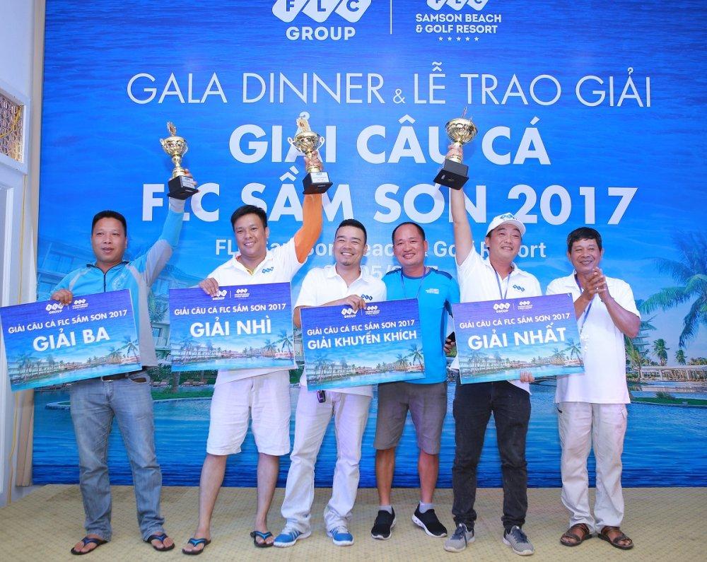 150 can thu tranh tai trong Giai cau ca FLC Sam Son 2017 hinh anh 4