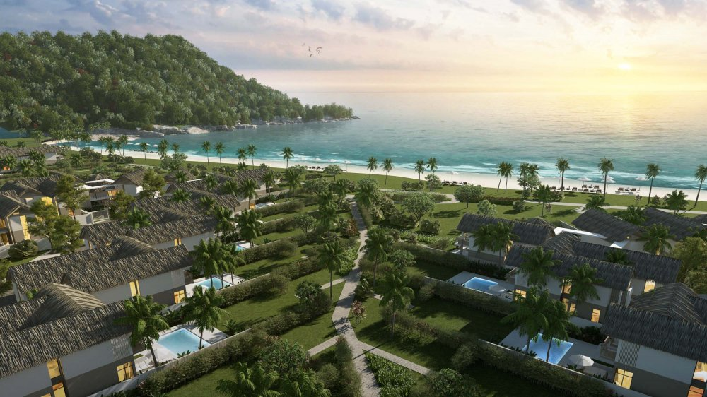Sap ra mat Sun Premier Village Kem Beach Resort, tuyet tac nghi duong tai Bai Kem hinh anh 1