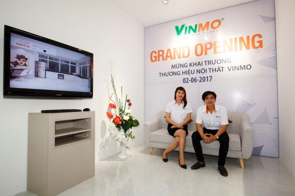 Noi that Vinmo khai truong showroom dau tien tai trung tam Quan 10 hinh anh 2