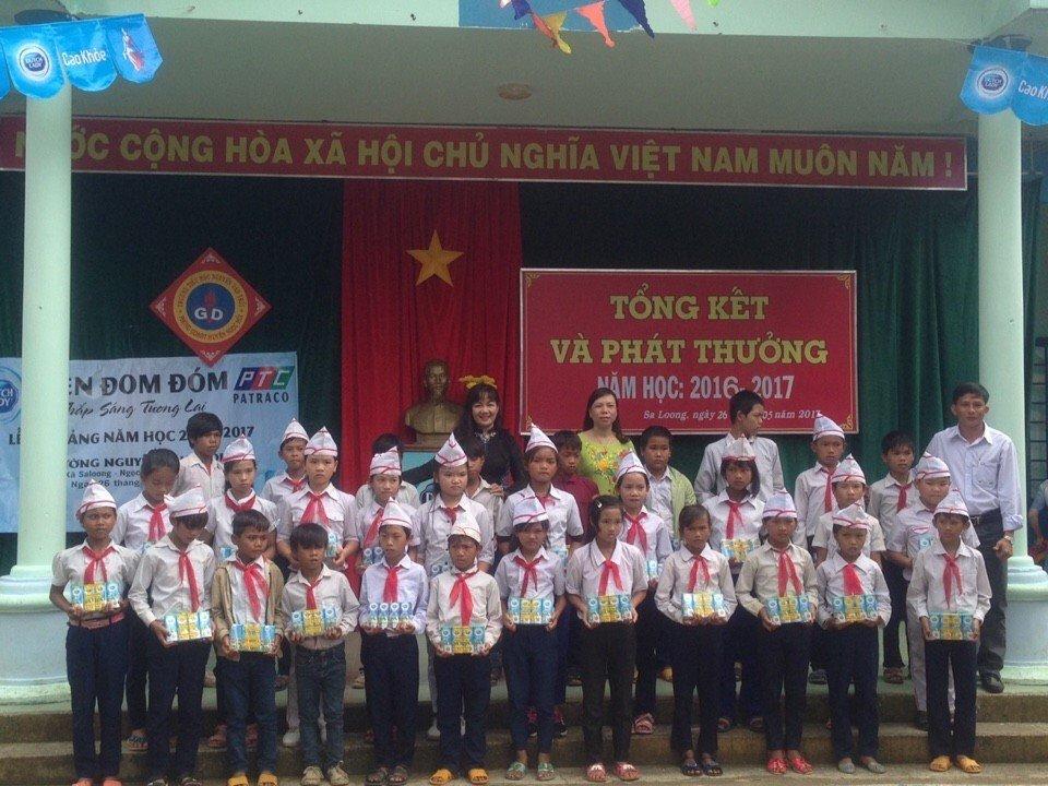 Chuong trinh 'Uong sua - Van dong - Khoe manh' tai cac truong den dom dom hinh anh 3