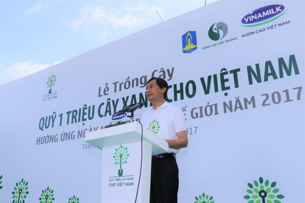 Quy 1 trieu cay xanh cho Viet Nam va Vinamilk trong hon 110.000 cay xanh tai Ba Ria Vung Tau hinh anh 3