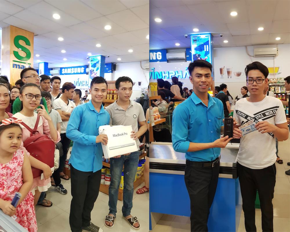 Samsung Galaxy Note 7 phien ban cu va moi 'bat ngo' duoc ban voi gia 7.000 dong tai Vinh Phat Mobile hinh anh 3