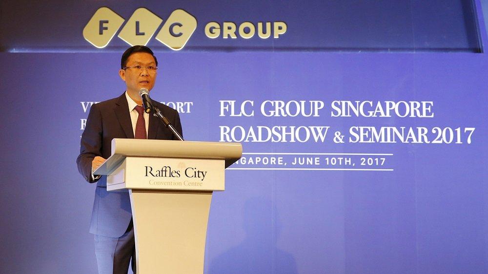 Roadshow tai Singapore, FLC cong bo tai khoi dong tien trinh niem yet o nuoc ngoai hinh anh 3