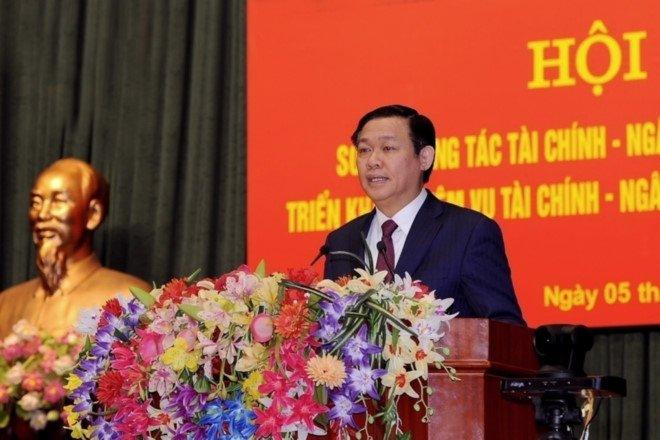 Pho thu tuong Vuong Dinh Hue: Thi truong chung khoan phai manh va cung ung von tot hon hinh anh 1