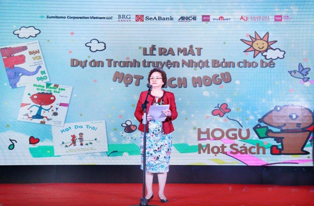 SeABank va Tap doan BRG cung Sumimoto Viet Nam tai tro du an xuat ban sach truyen Nhat Ban cho tre em Viet Nam hinh anh 5