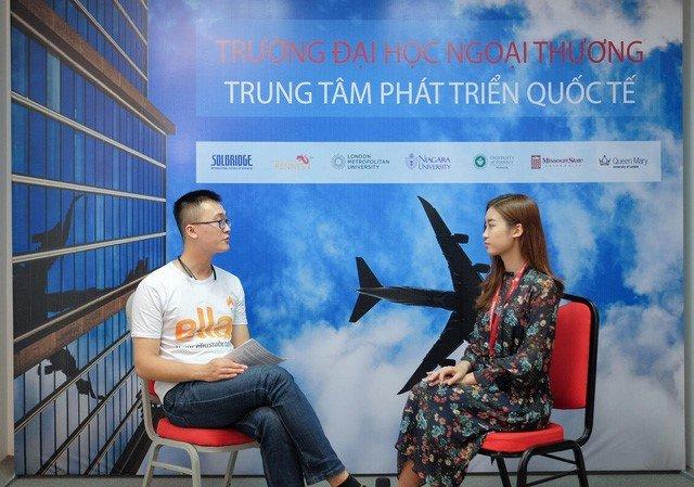 Tot nghiep PTTH tu 18 diem da co the hoc chuong trinh lien ket tai Dai hoc Ngoai thuong hinh anh 2