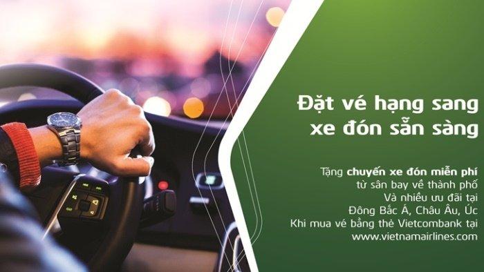 Nhieu chuong trinh hap dan danh tang chu the Vietcombank hinh anh 1