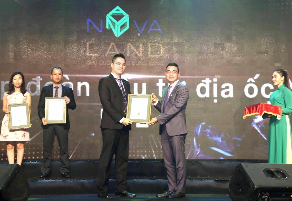 Novaland vao top 10 bao cao thuong nien tot nhat nam 2017 hinh anh 2