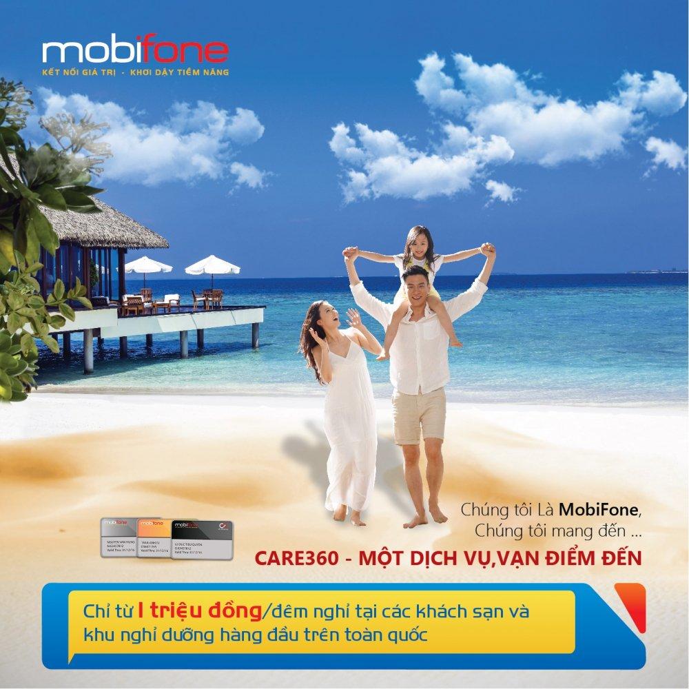 Care360 - Cau chuyen cham soc khach hang cua nha mang MobiFone hinh anh 1