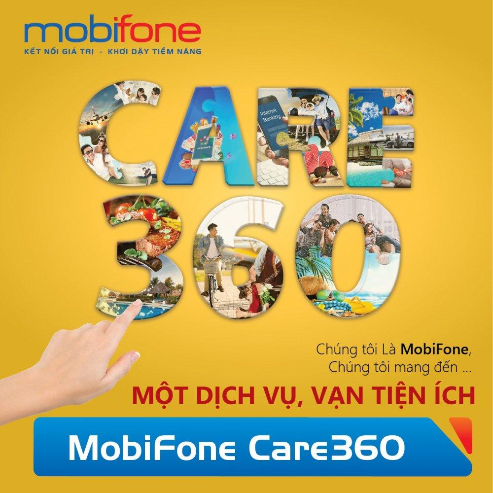Care360 - Cau chuyen cham soc khach hang cua nha mang MobiFone hinh anh 2