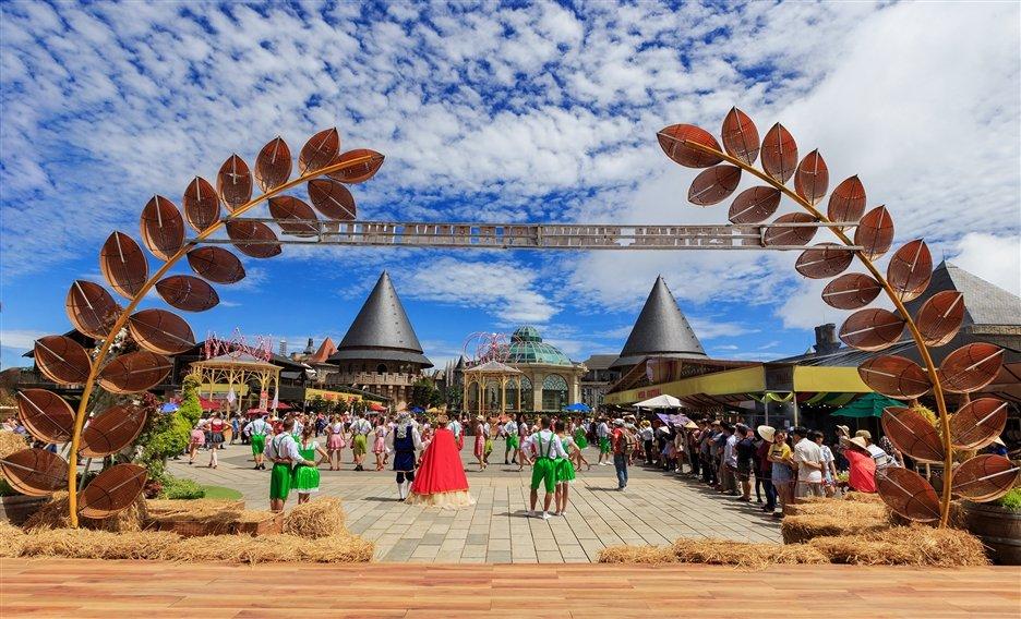 B'estival Sun World Ba Na Hills: Vui khong khoang cach hinh anh 1