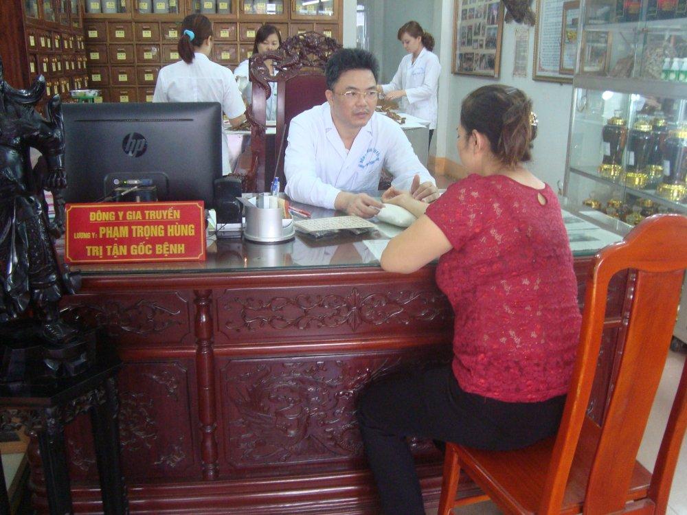 Tra Duong Tam An Than cua 'than y pho nui' Pham Trong Hung hinh anh 1