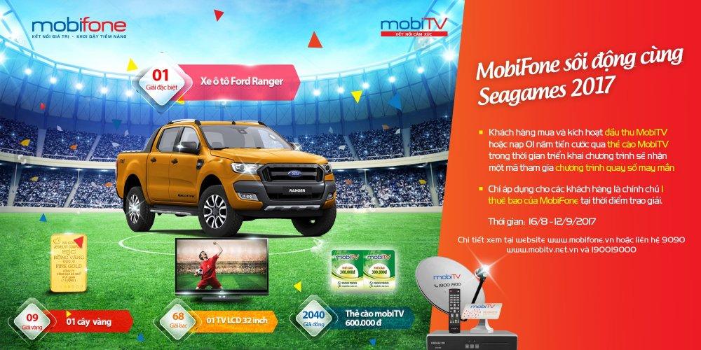 Kham pha nhung diem hap dan cua Sea Games 29 cung MobiFone hinh anh 2