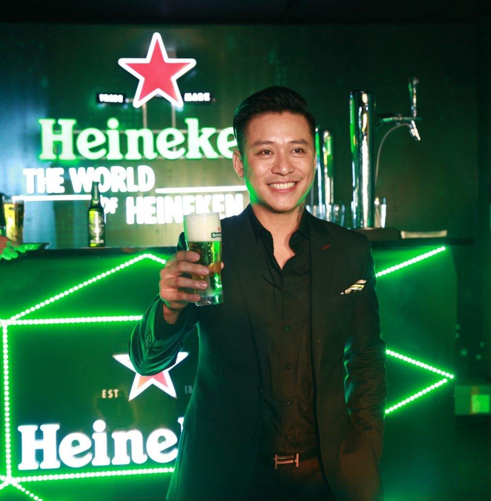 """Tin do bia Heineken man nhan cung hành trình trai nghiem """"The World of Heineken"""" Hà Nọi hinh anh 1"""