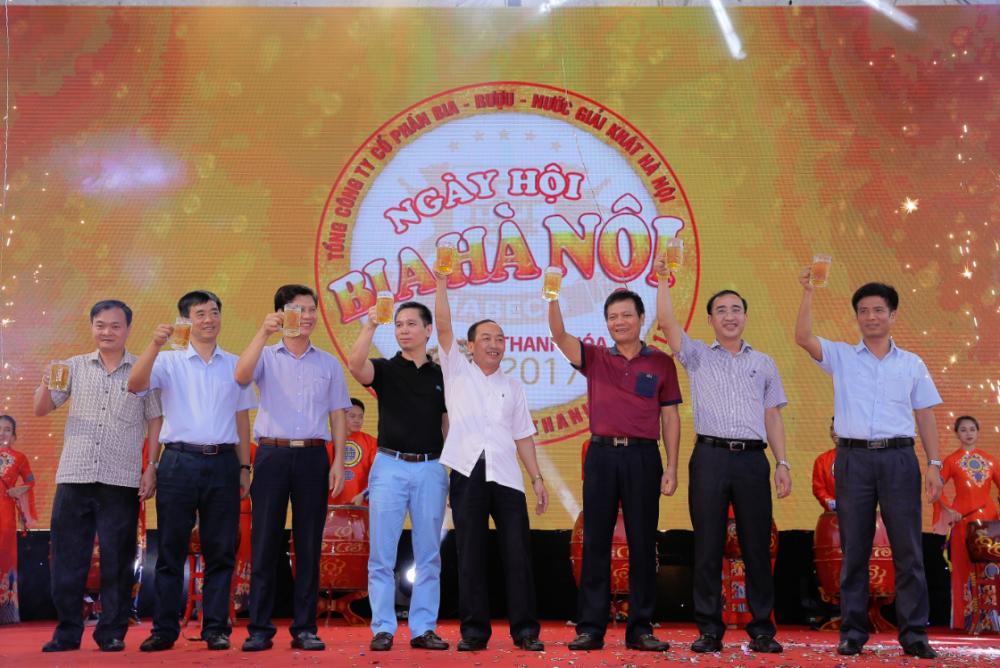 Ngay hoi Bia Ha Noi 2017: 'Cham coc dang trao tieng ho vang' hinh anh 2