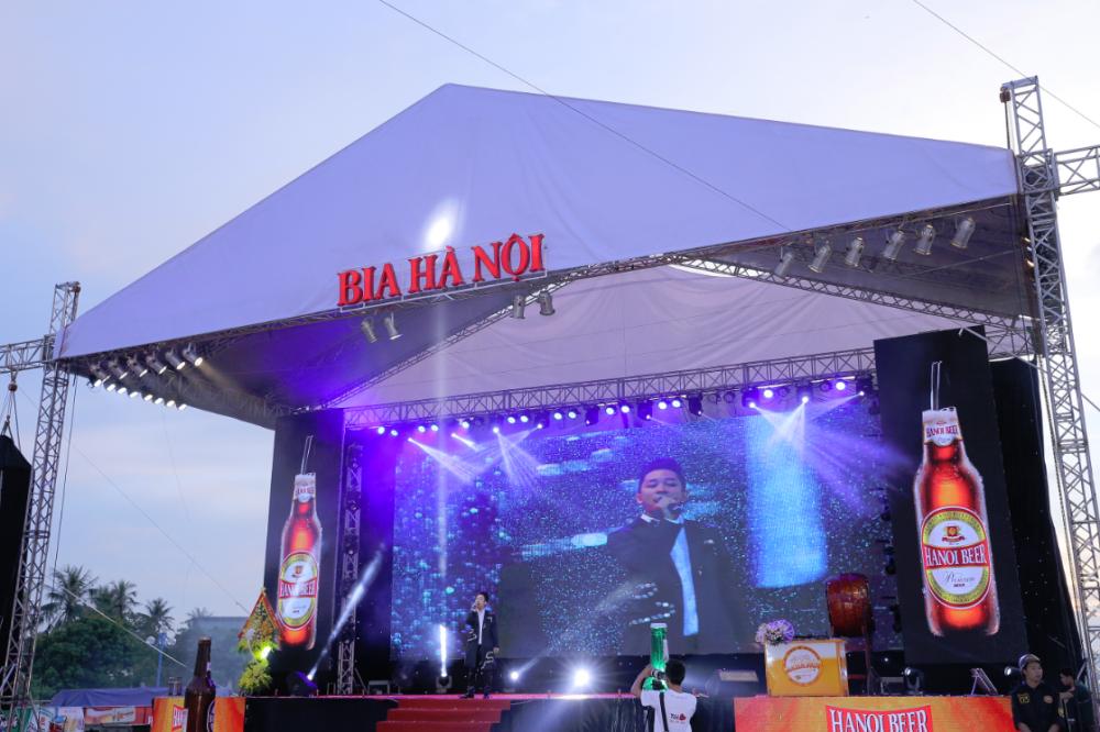 Ngay hoi Bia Ha Noi 2017: 'Cham coc dang trao tieng ho vang' hinh anh 3