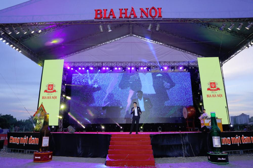Ngay hoi Bia Ha Noi 2017: 'Cham coc dang trao tieng ho vang' hinh anh 4