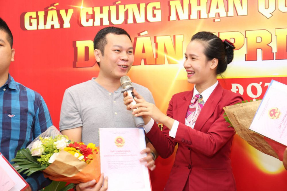 Dia oc Kim Phat va Viet Hung Phat trao hang tram so do cho khach hang hinh anh 1