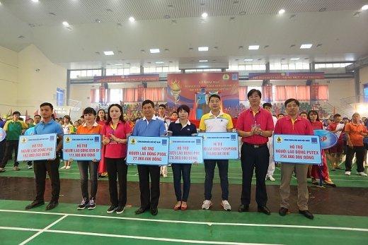 Khai mac Tuan le Van hoa Dau khi lan thu X va Hoi thao nganh Dau khi nam 2017 hinh anh 9