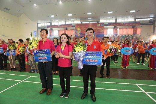Khai mac Tuan le Van hoa Dau khi lan thu X va Hoi thao nganh Dau khi nam 2017 hinh anh 7