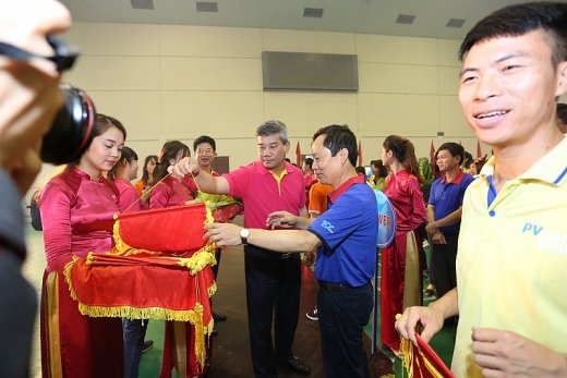 Khai mac Tuan le Van hoa Dau khi lan thu X va Hoi thao nganh Dau khi nam 2017 hinh anh 10
