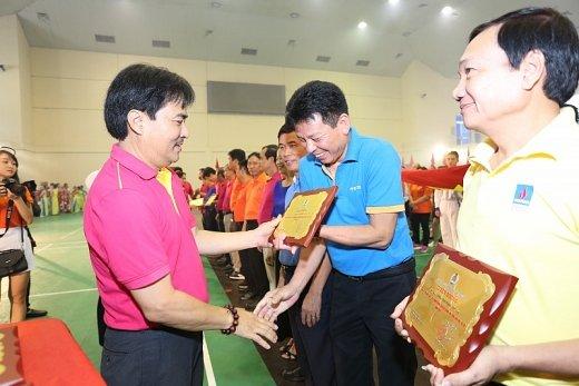 Khai mac Tuan le Van hoa Dau khi lan thu X va Hoi thao nganh Dau khi nam 2017 hinh anh 5