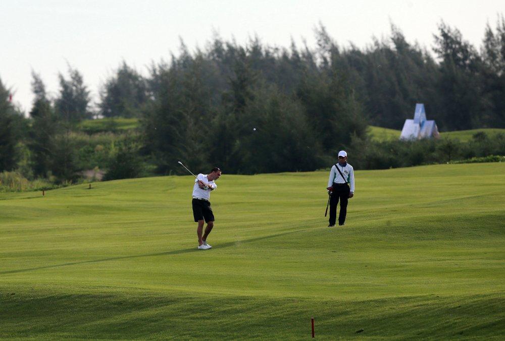 20 ty dong tien thuong giai Artex Golf Tournament 2017 hinh anh 3