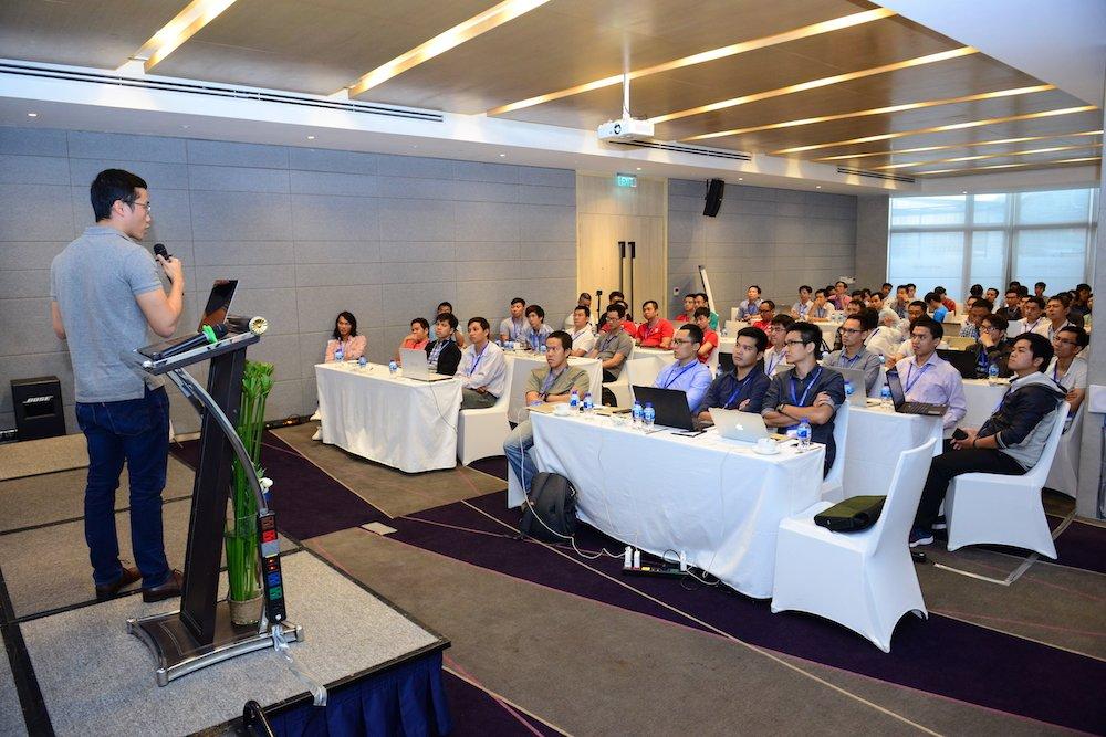 Lan dau tien Google to chuc PWA / AMP Hackathon tai Viet Nam hinh anh 11